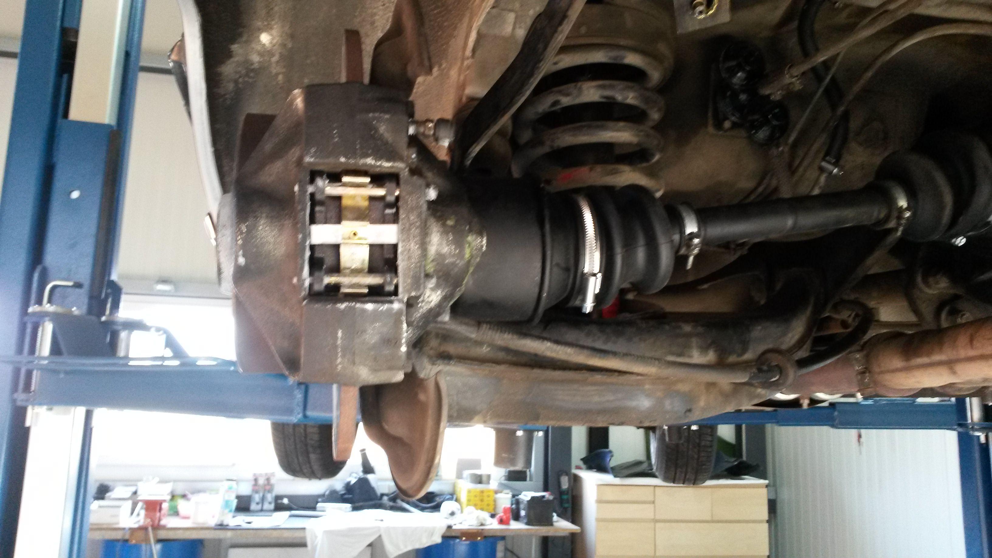 Bremskolben Reparatursatz Mercedes W